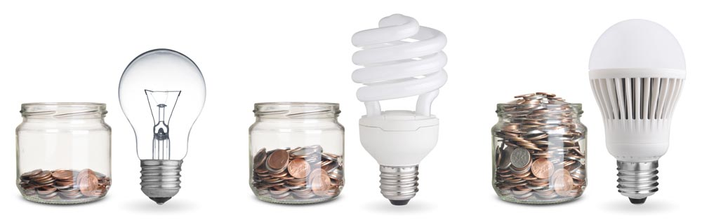 Cost Saving Lightbulbs