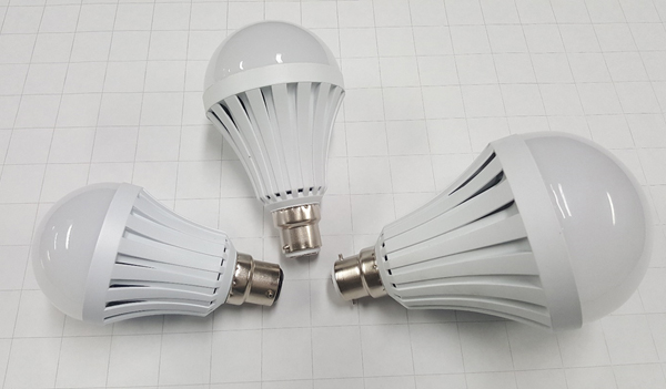Regular NanoSmart Light Bulbs with B22 Connectors