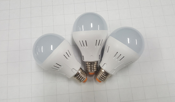 Samples of NanoSmart Light bulbs Plus
